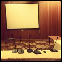 Photo taken at Inbal Hotel Jerusalem / מלון ענבל ירושלים by Seth W. on 6/26/2012