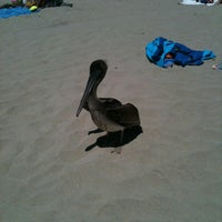 Photo taken at Harbor Beach by Pam D. on 6/11/2012
