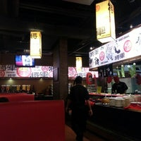 Photo taken at Shogun Japanese Buffet Restaurant by Lim K. on 9/13/2012