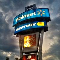 Photo taken at Walmart by Itzel Y. on 4/17/2012