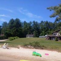 Photo taken at Country Road Cottages by Kat H. on 6/30/2012