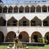 Photo taken at UADY (Edificio Central) by Karla R. on 9/8/2012