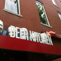 Photo taken at Beer Kitchen No. 1 by Tony M. on 4/28/2012