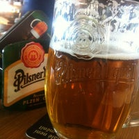 Photo taken at Pilsner Urquell Original Restaurant by MiBa . on 7/20/2012