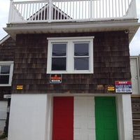 Photo taken at MTV Jersey Shore House by Raymond Y. on 8/11/2012