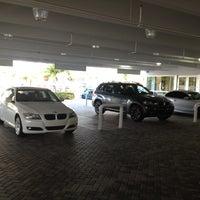 Photo taken at Braman Hyundai by Raquel D. on 8/9/2012