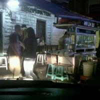 Photo taken at Bubur Ayam Pasar Lama by Inge P. on 3/26/2012