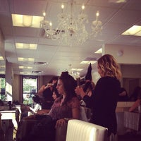Photo taken at Blowtique by Danya S. on 9/6/2012