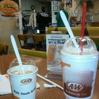 Photo taken at A&W by Mike D. on 2/16/2012
