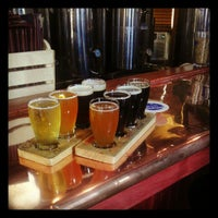 Photo taken at Lost Colony Brewery and Cafe by Scott F. on 6/13/2012