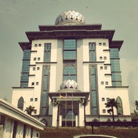 Photo taken at Jabatan Agama Islam Selangor by Naquib K. on 8/14/2012