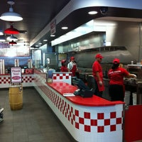 Photo taken at Five Guys by Dwight E. on 4/29/2012