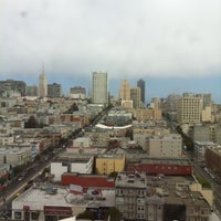 Photo taken at Holiday Inn San Francisco-Golden Gateway by Annemieke B. on 8/25/2012