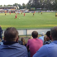 Photo taken at WVC Winterswijk by Coen J. on 6/26/2012