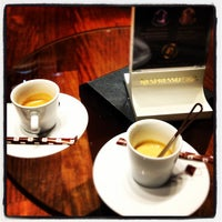 Photo taken at Nespresso Boutique by Max on 9/11/2012