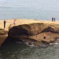 7/3/2012にdavid b.がSunset Cliffs Natural Parkで撮った写真