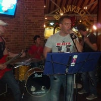 Photo taken at Brennan's Shebeen Irish Bar & Grill by Johanna O. on 6/9/2012
