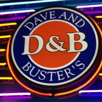 Photo taken at Dave & Buster's by David R. on 2/18/2012