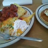 Photo taken at IHOP by James F. on 2/20/2012