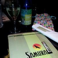 Photo taken at Samurai Japanese Steak House by Robin J. on 7/13/2012