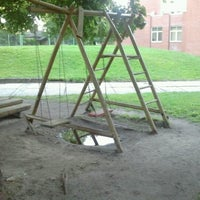 Photo taken at izpildkomirejas parks by Kārlis R. on 8/29/2012