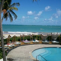 Photo taken at El San Juan Hotel - Curio a Collection by Hilton® by Tara F. on 3/15/2012