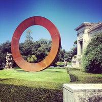 8/4/2012にNicola P.がGalleria Nazionale d'Arte Modernaで撮った写真
