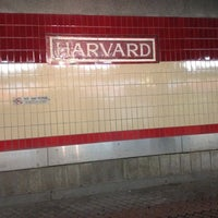 Photo taken at MBTA Harvard Station by Joe C. on 7/20/2012