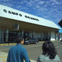 Photo taken at Campo Grande International Airport (CGR) by Paulo A. on 6/9/2012