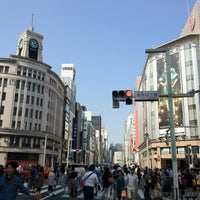 Photo taken at Ginza Station by ytas on 5/19/2012