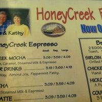 Photo taken at Honey Creek Restaurant by Chris S. on 7/6/2012