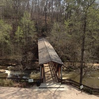 Photo taken at Old Mill Park by Bacle F. on 3/18/2012