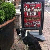 Photo taken at Restaurant De Oude Smidse by Myrna F. on 6/29/2012