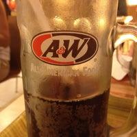 Photo taken at A&W by Rich B. on 2/17/2012