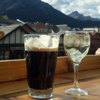 Photo taken at Banff Avenue Brewing Co. by Trav P. on 8/31/2012
