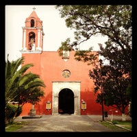 Photo taken at Parroquia de Santo Domingo de Guzmán by Jorge A. on 8/27/2012