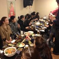 Photo taken at 吉鳥 天満駅前店 by Mami N. on 2/27/2012