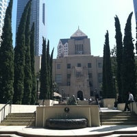 Photo taken at Los Angeles Public Library - Central by jen s. on 3/22/2012