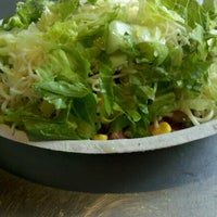 Photo taken at Chipotle Mexican Grill by George M. on 9/13/2012