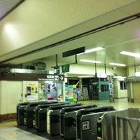 Photo taken at JR 横浜線 東神奈川駅 by 中@ on 5/5/2012