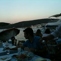 Photo taken at Antigoni Restaurant by Dilşad D. on 8/2/2012
