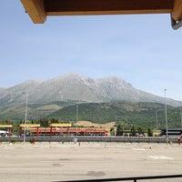 Photo taken at Area di Servizio Monte Velino Sud by Anna V. on 6/21/2012