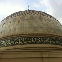 Photo taken at Mahkamah Syariah Wilayah Persekutuan by Ikhwan S. on 5/22/2012