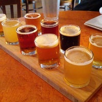 Photo taken at ThirstyBear Brewing Company by Carl J. on 6/18/2012