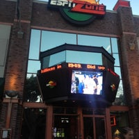 Photo taken at ESPN Zone by Ryan S. on 9/4/2012