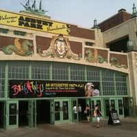 Photo taken at Asbury Park Convention Hall by Marc S. on 8/24/2012