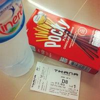 Photo taken at THANA Cineplex by Ailadafa W. on 8/15/2012