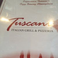 Photo taken at Tuscani Italian Grill by Jean W. on 4/23/2012