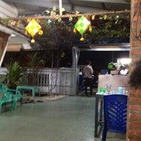 Photo taken at Ayam penyet patimura by Jimmy P. on 8/6/2012