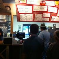 Photo taken at Burger Claim by Chris R. on 7/29/2012